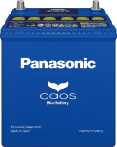 パナソニックバッテリーCAOS