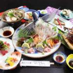 江澤館夕飯