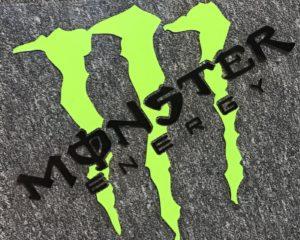 monstersticker